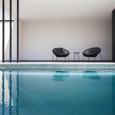 Nouv'eau en virtify gaan samen in (zwem)bad