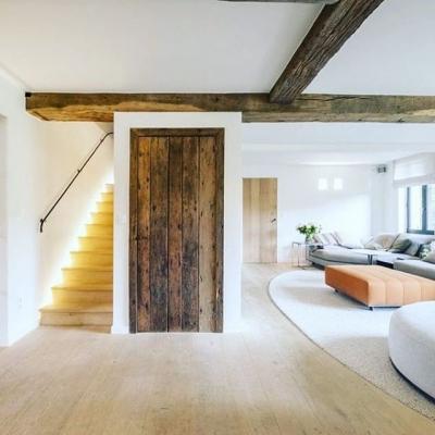 realisatie @mvh.architectuur, raamdecoratie @benedetti_interieur⠀⠀