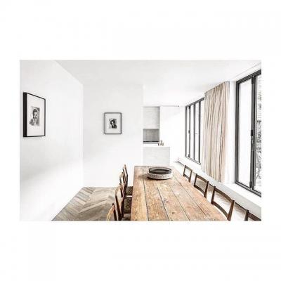#interiordesign by @nicolasschuybroek, stone by @eggermont_natuursteen